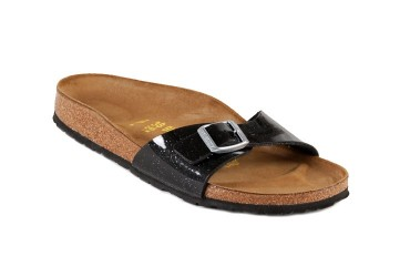 Birkenstock Madrid Slipper Zwart